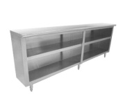 Advance Tabco Chefs Table Dish Cabinet - DC-1812