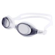 Zodaca Kids Child Adjustable Non-Fogging Anti UV Swim Swimming Goggles Glasses Black