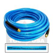 1cm X 15m Ironflex Braided Polyprothane Air Hose