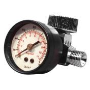 Astro Pneumatic AIR REGULATOR W/70kg GAUGE WS11