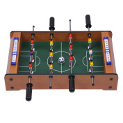 Excelvan Mini Table Top Foosball 50cm Soccer Game Table 20.08 * 12.20 * 10cm Indoor & Outdoor Soccer Game Kids Toy