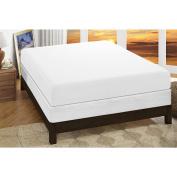 Signature Sleep Gold Inspire 25cm Memory Foam Mattress with CertiPUR-US certified foam & Foundation