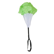 MagiDeal Sportsman Kids Adults Sports Running Training Power Stamina Exercise Umbrella Drag Chute Parachute AS YOU PICK