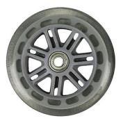 Jd Bug Junior Street 120mm/100mm Scooter Wheels - Clear W/bearings