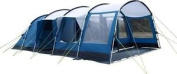 Royal Charlecote 6 Berth Tent With Porch Canopy Blue | Outdoor Camping
