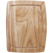 Farberware 20cm x 28cm Curved Wood Board