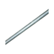 Steelworks Boltmaster 11008 1/4-20x24 THRD Steel Rod