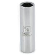 Apex Tool Group-Asia 542270cm Drive 1cm 6-Point Deep Socket
