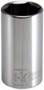 Apex Tool Group-Asia 305780cm . Drive, 3.2cm . 6-Point Deep Socket