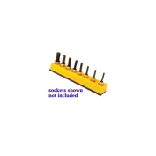 3/8 in. Drive Universal Magnetic Yellow Socket Holder 10-19mm