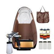 MaxiMist Allure Pro Sunless Spray Tanning System w Tent