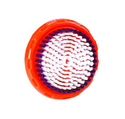 Michael Todd Soniclear Antimicrobial Body Brush Replacement Head, Orange