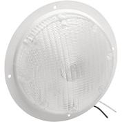 Bargman 40-60-004 Security & Utility 12V Light with White Base