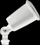 RAB Lighting 150W White R90M Par Flood w/Moulded Gask