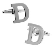 Demarkt Fashion Shirt Cufflinks Charm Letter Cufflinks Delicate Men's Jewellery For Wedding Gift