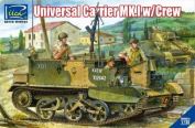 Riich Models RV35011 – Universal Carrier Mk. 1 Figures with Crew