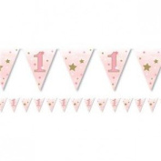 One Little Star Girl - Paper Bunting