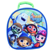 Beat Bugs 23cm Lunch Bag with Hands Free Clip & Allergy Window