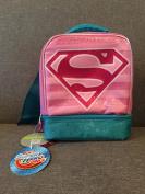 D.C. Superhero Girls Supergirl Lunch Bag