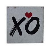 "Cheungs ""XO"" Textual Art"