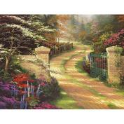 Fleur De Lis Living Spring Gate Guest Book
