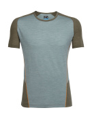 Icebreaker Merino Men's Cool-Lite Strike Short Sleeve Crewe T-Shirt