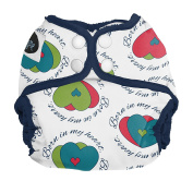 Imagine Baby Products Newborn Snap Nappy Cover