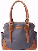 Coco and Kiwi Convertible Provence Bag - Stonewash Blue