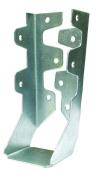 USP Lumber JL28IF-TZ Standard Invert Flange Joist Hanger, 5.1cm X 20cm , 18 ga T, 420kg, Steel