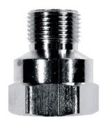 Jmf Compression Adapter Female, Male 1cm Yellow Brass Bulk _ 0.25 % Lead
