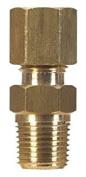 COM CONNCT1/10cm X 0.6cm BRS LL