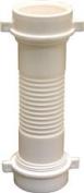 DURAPRO FLEXIBLE DOUBLE SLIP JOINT COUPLING, 3.8cm .