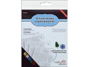 3L Scrapbk Adh 3D Foam Holiday Embellishment Kit