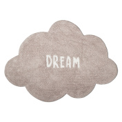 TAG - Dream Cloud Shaped Rug, Add Some Style to Your Home, Grey