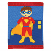 Stephen Joseph Wallet, Super Hero