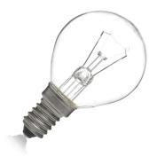 Eveready Golf Ball Appliance Bulb - 40w Small Edison Screw E14 Oven Bulb