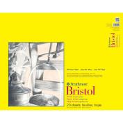 Strathmore Bristol Smooth Paper Pad 48cm x 60cm -20 Sheets