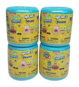 Spongebob Squarepants Mash'ems Series 1 - 4 Blind Packs