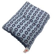 Pello Comfy Cradle - Slip-on Arm Pillow for Baby Nursing - Reversible, Adjustable, Washable, Durable, Jaxon/ Navy