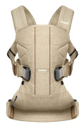 Baby Carrier One - Birchwood Beige, Cotton