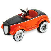 Hallmark Keepsake Tracy's Hot Rod Kiddie Car Ornament
