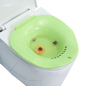 Grocery House Squatting Avoid Hip Bath Tub Kit for Pregnant Women, Haemorrhoids Patients on the Toilet