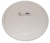 Argee RG5502 Lid for Plastic 13.2l/ 13.2l Buckets and Pails