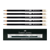 Faber Castell's B eraser pencil (12pcs) / Draw Sketch Pencil Picture Brush