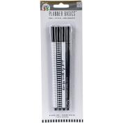 Create 365 Happy Planner Ink Pens with Black Ink Black & White Designs