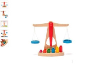 Baby Montessori Wooden Toy Learning Resources Pan