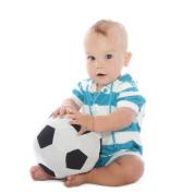 SainSmart Jr. Sports Balls Set for Kids - Soccer Ball, Basketball, Football