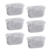 Aobiny Charcoal Water Filters for Coffee Machines Espresso Maker