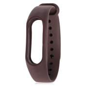 For Silicone Xiaomi Mi Band 2 Replacement Band,Wrist Strap Wristband Accessories for Xiaomi Mi Band 2 Smart Bracelet by SMYTShop