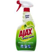 Ajax Spray N Wipe Kitchen Multi Purpose Trigger 500ml